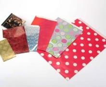 מעטפות נייר לאריזת מתנות