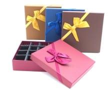 אריזות מתנה מעוצבות