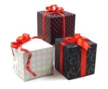 גלילי נייר למתנות