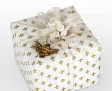 אביזרי קישוט למתנות