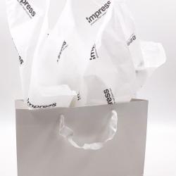נייר משי ממותג IMPRESS