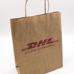 שקית נייר DHL