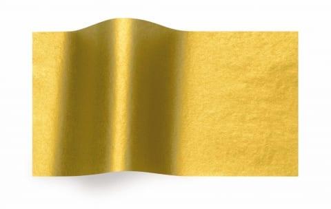 נייר משי זהב