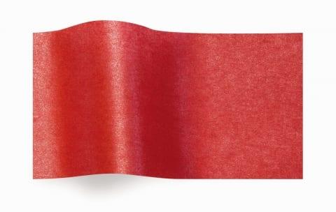 נייר משי פנינה אדום