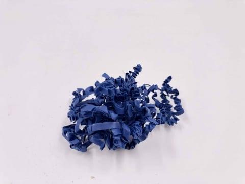 קש סיזל כחול כהה