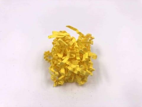 קש סיזל צהוב