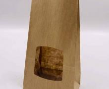 שקית נייר עם חלון