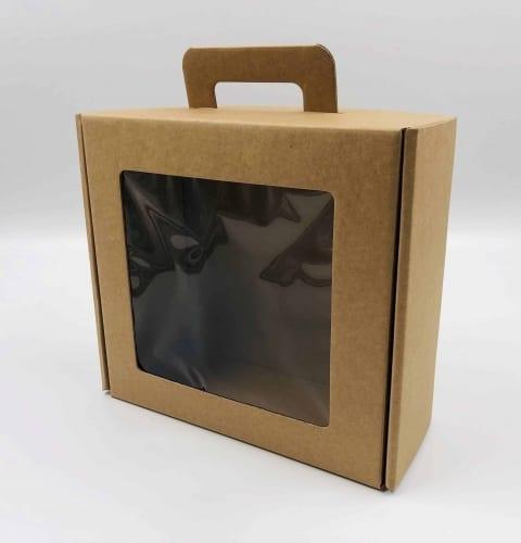 מזוודה עם חלון