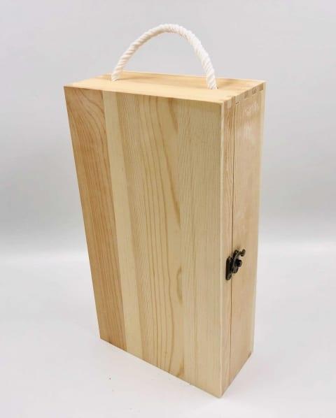 קופסת עץ ליין