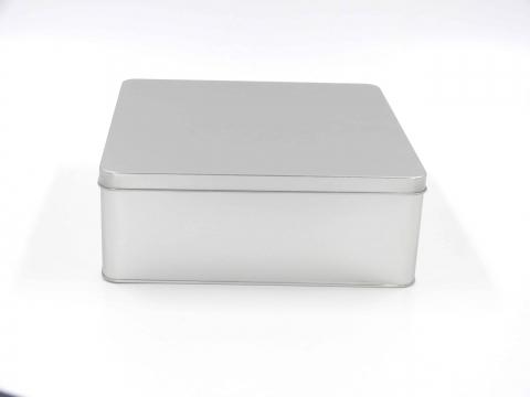 קופסת פח ריבוע גדול