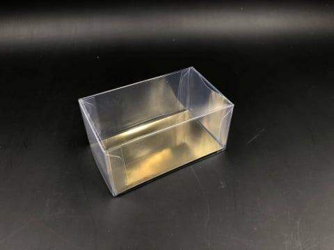 קופסת PVC + בסיס זהב 100/60/50