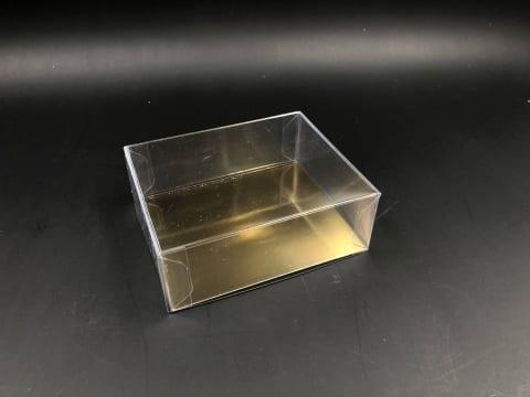 קופסת PVC + בסיס זהב 110/90/40