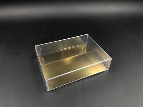 קופסת PVC + בסיס זהב 120/90/30