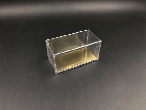 קופסת PVC + בסיס זהב 90/45/45