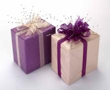 איזה כיף לקבל כאלה מתנות !